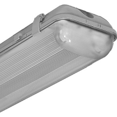 Светильник Nord 236 LED-10 IP65, УХЛ2, расс. прозр. ПС, корпус ПК, станд. схем. вкл. LED ламп Ксенон