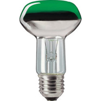 Лампа 40W CONCENTRA ®  SPOT COLOR R63 GREEN 40 OSRAM