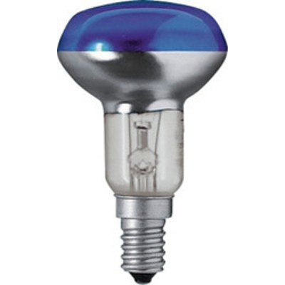 Лампа  40W CONCENTRA ®  SPOT COLOR BLUE R50 40 OSRAM