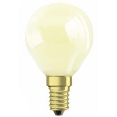 Лампа шар 25W DECOR P COLOR P45 220-240V E14 ЖЕЛТЫЙ OSRAM